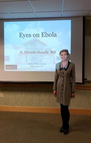Huzella presentation Ebola